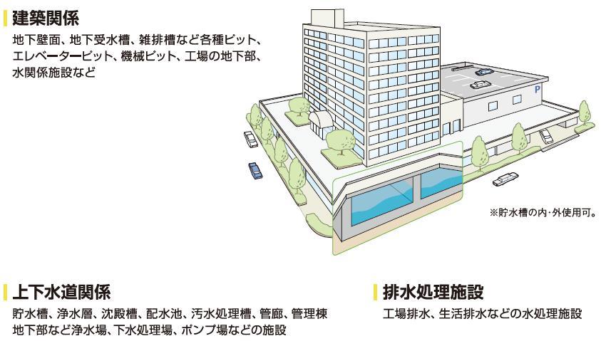防水用途建築07