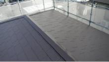 福岡市M様邸の屋根塗装施工事例