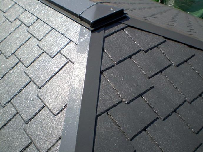 福岡市西区H様邸 屋根塗装施工事例の施工後画像