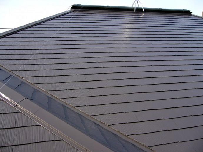 福岡市南区U様邸 屋根塗装施工事例の施工後画像