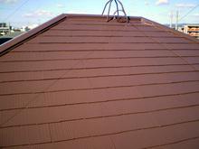 福岡県糟屋郡粕屋町T様邸 屋根塗装施工事例の画像