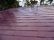 福岡市城南区K様邸 屋根塗装施工事例の画像