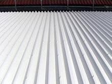 福岡市東区アパート 屋根塗装施工事例の画像
