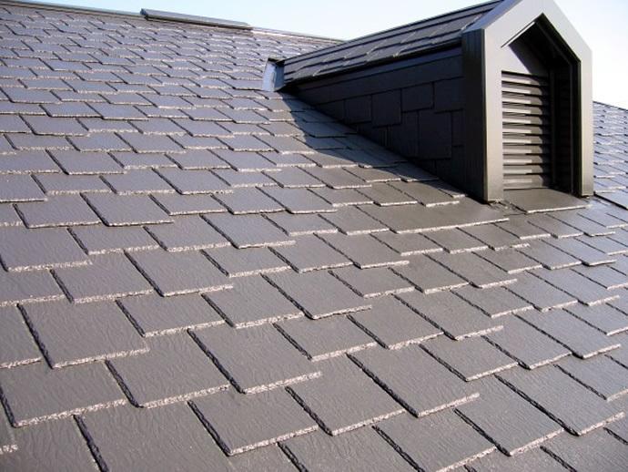 福岡市西区Y様邸 屋根塗装施工事例の施工後画像