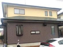 福岡市F様邸の外壁塗装施工事例の画像