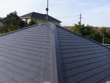 福岡県那珂川町F様邸の屋根塗装施工事例の画像
