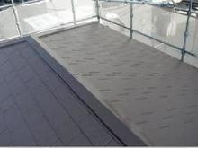 福岡市M様邸の屋根塗装施工事例の画像
