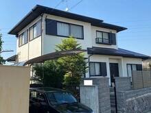 福岡市東区戸建ての外壁・屋根塗装の施工事例をご紹介します☆の画像