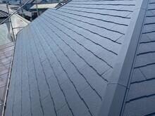 築14年戸建て遮熱塗料で屋根塗装を行いました。の画像